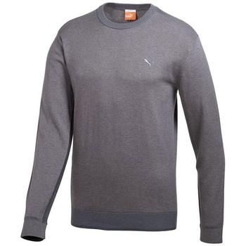 Puma Golf Crew Neck Sweater- Tradewinds