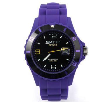 Skimp Sports Watch 42mm - Black Gold