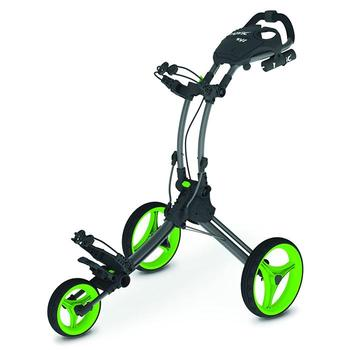 Rovic by Clicgear RV1C Golf Trolley  Black  Green
