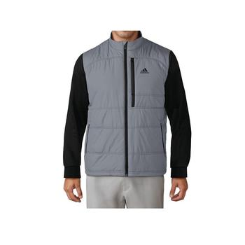 Image of Adidas ClimaHeat Primaloft Jacket	 - Mid Grey X Large