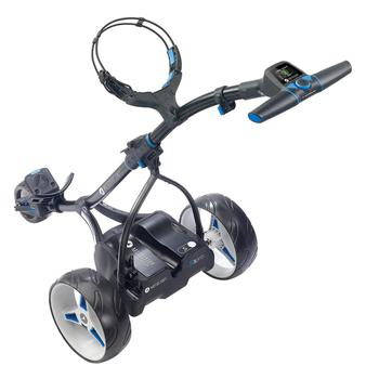 Motocaddy S3 Pro Electric Golf Trolley  Black 18 Hole Lithium Battery