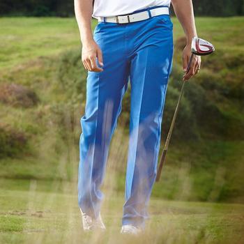 Stromberg Sintra 4 Technical Funky Golf Trouser - Cobalt - 34/29