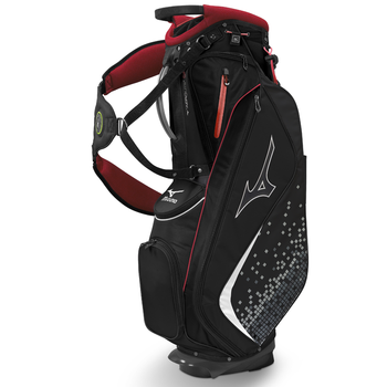 Mizuno Aerolite SPR Stand Bag - Black/Grey