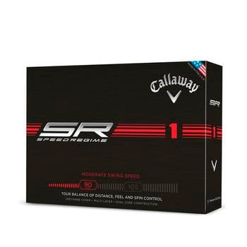 Callaway SR1 - Speed Regime Golf Balls - 1 Dozen