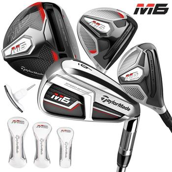 TaylorMade Golf Womens M4 Full Package Set Ladies Right Hand Driver 12 - #3W HL - #5H - Irons 6-SW Tuned IR 45-L