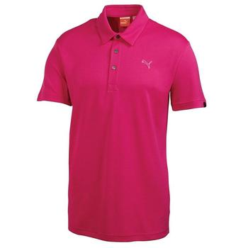 Puma golf mens tech polo shirt labels shopping online for Mens puma golf shirts