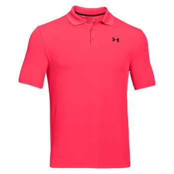 Under Armour Performance 2.0 Golf Polo Shirt (1242755-678) Neo Pulse Small