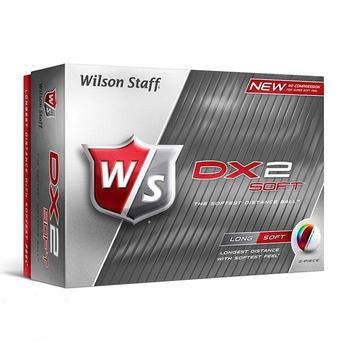 Wilson Dx2 Golf Balls (1 Dozen)