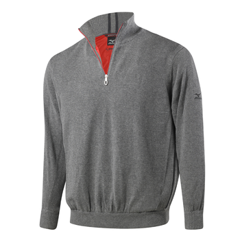 Mizuno Warmalite Wind Zip Neck Sweater 2013