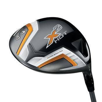 Callaway Golf X2 Hot Driver + FREE HYBRID!