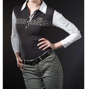 Masters Golf Fashion Ladies � Golfjeans - Hightech Comfort Trousers - Check