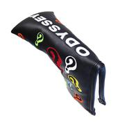 Odyssey Tour Issue Question Mark Blade Putter Cover