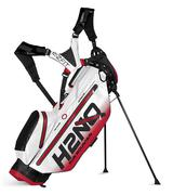 Sun Mountain H2NO Ultra Lite Stand Bag 2016 - Black/White/Red