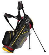 Sun Mountain H2NO Lite 14 Way Stand Bag 2016 - Red/Black/Yellow