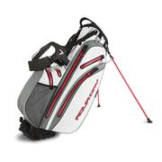 Callaway Aqua Dry Stand Bag White/Grey/Red 2016