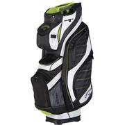 Callaway Golf Org 14 Cart Bag - Black/White/Acid
