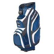 Callaway Golf Org 15 Cart Bag - Navy/Charcoal/White