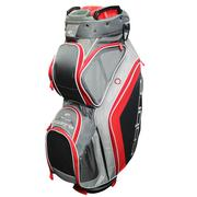 Cobra Fly-Z Cart Bag-Grey Flame Scarlet