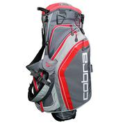 Cobra Fly-Z Stand Bag-Grey Flame Scarlet