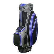 Cobra X Lite Cart Bag-Black/Strong Blue