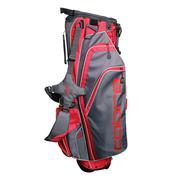 Cobra X Lite Stand Bag Black_Flame Scarlet