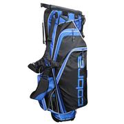 Cobra X Lite Stand Bag-Black/Strong Blue