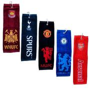Football Club Tri-fold Golf Bag Towel
