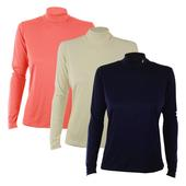 Green Lamb Ladies Tech Roll Neck