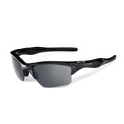 Oakley Half Jacket XL 2.0 Polished Black w/Black Iridium
