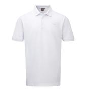 Ping Collection Phoenix Tour Golf Polo Shirt White
