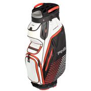 Ping Pioneer Cart Bag Black/White/Cardinal Red 2015