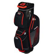 Ping Traverse Cart Bag Black/Cardinal Red 2015