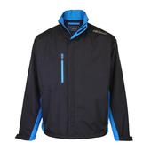 Proquip Ultralite Performance Jacket Black/Turquoise