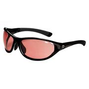 Bolle Traverse Sun Glasses (Shiny Black-Modulator Rose)