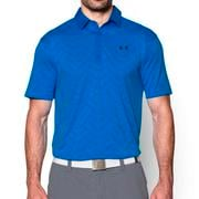 Under Armour Armourvent Jacquard Polo Blue Jet/Academy Blue