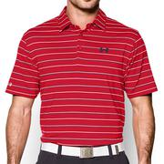 Under Armour ColdBack Par Stripe Polo Red (1253474-600)
