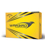 Callaway Hex Warbird Golf Balls - Yellow