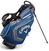Callaway Chev Stand Bag 2016 - Navy/Charcoal/White