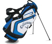Callaway Chev Stand Bag 2016 - Royal/White/Silver