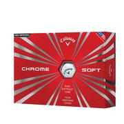 Callaway Golf Chrome Soft Balls