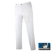 Dwyers & Co ChinoTec White Trousers