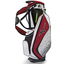 Mizuno Aerolite SPR Stand Bag White/Red
