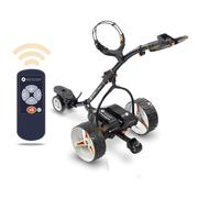 Motocaddy S7 Remote Electric Trolley Black