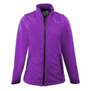 Proquip Ladies Soft Shell Jacket - Isla (Purple/Black)