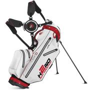 Sun Mountain H2NO Lite Stand Bag Black/White/Red