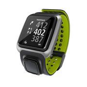 TomTom Golfer GPS Watch Dark Grey/Bright Green