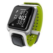 TomTom Golfer GPS Watch White/Bright Green
