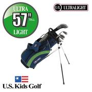 US Kids Ultralight Junior Set (57'' Tall) Age 9-11