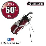 US Kids Ultralight Junior Set (60'' Tall) Age 10-12