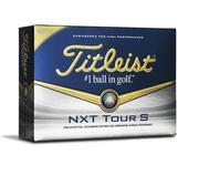 Titleist NXT Tour S White Golf Balls 2014